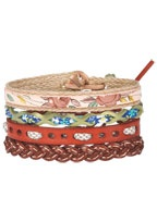 Savina tonal braceletTeen Fashion, Bracelets Pack, Tonal Bracelets, Bracelets 4Pack, Jewelry, Girls Clothing, Bracelets 4 Pack, 4Pack Savina, Savina Tonal