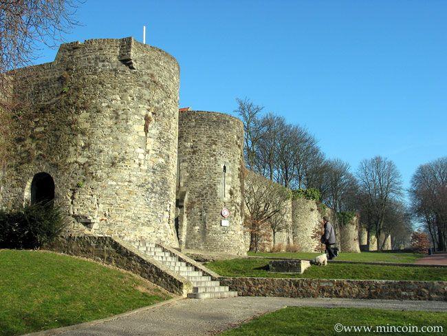 Ville fortifiée Boulogne