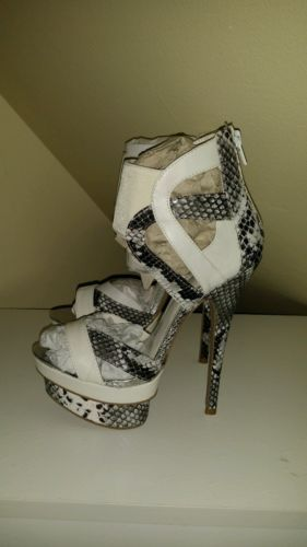 Womens shoes high heels size 7 dress pants coat jeans shirt belt ...