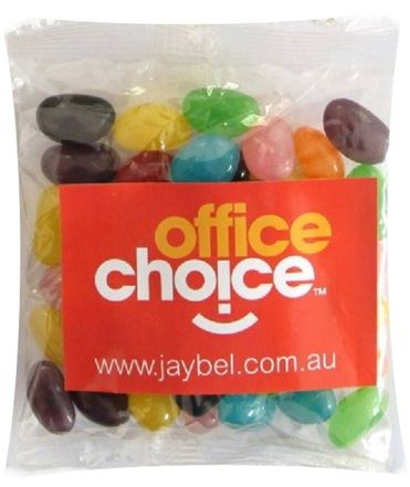 Our Promotional Bags Customised can be made up with any chocolate or lolly product you required.