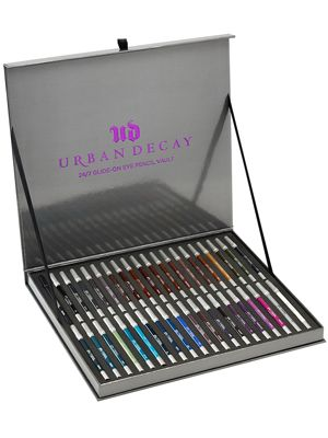 Urban Decay  Eyeliner Vault  -i need 40 eyeliners like i need a hole in my head, but <3!!!
