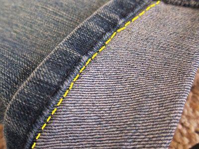 Met deze eenvoudigetip wordt je broek inkorteneen fluitje van een cent!