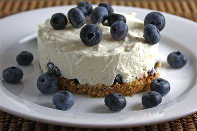 Cheesecake yogurt greco