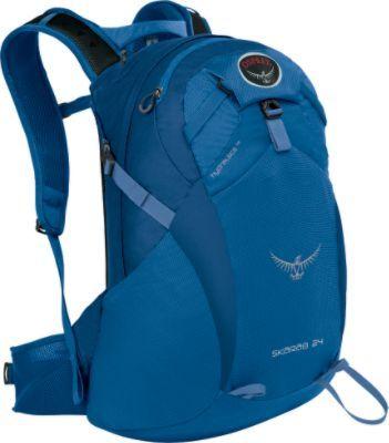 Osprey Skarab 24 Hiking Backpack Basin Blue - M/L - Osprey Backpacking Packs   Osprey   Ebags   What a Great Backpack!