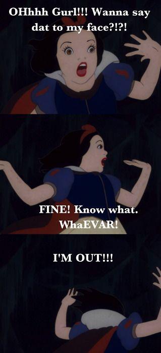oh Disney...: Giggle, Snowwhite, Funny Stuff, Funnies, Humor, Things, Disney, Snow White