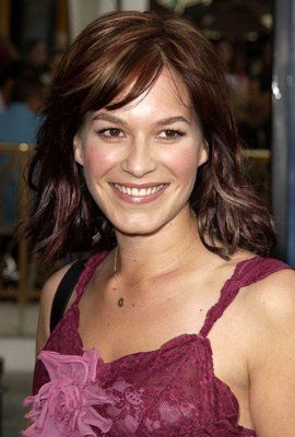 Franka Potente ---------- My favorite....