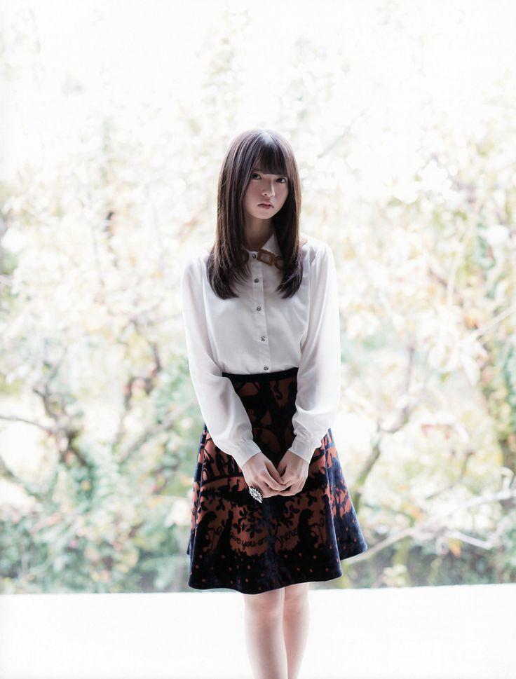 Saito Asuka MARQUEE 2015