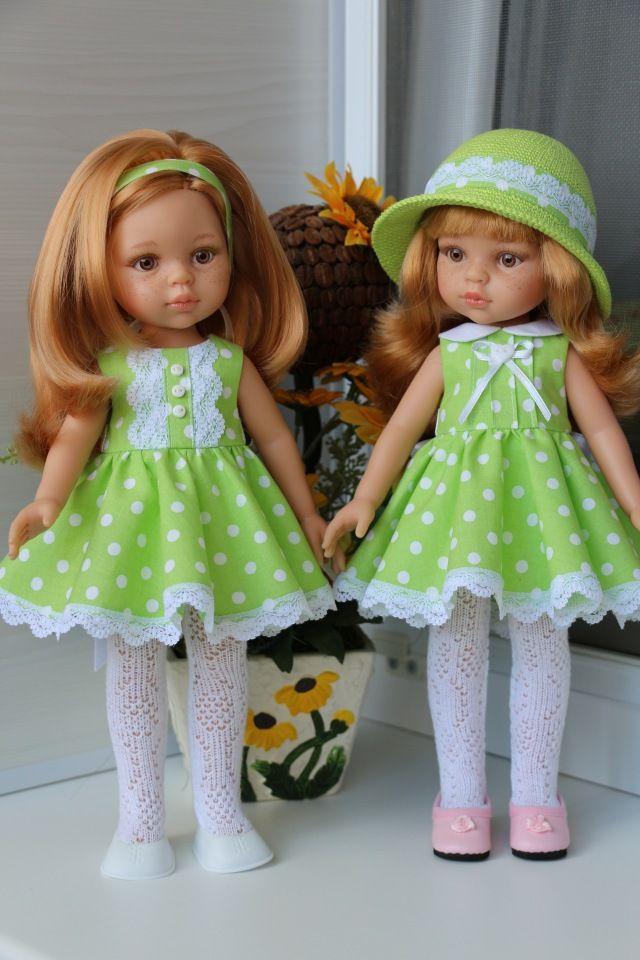Маленькие модницы / Одежда и обувь для кукол своими руками / Бэйбики. Куклы фото. Одежда для кукол