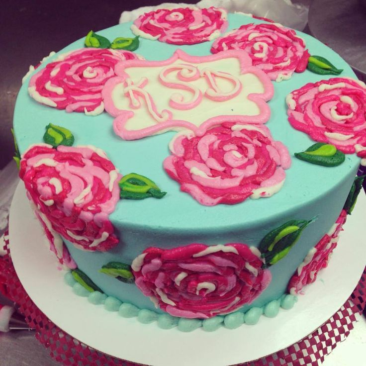 Lily Rose Cake Design : 1000+ ideas about 18th Birthday Cake on Pinterest 18 ...