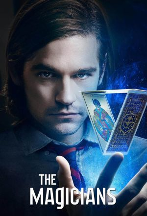 The Magicians - Sophisticated, magical, fantastical, sexy grown up Harry Potter meets Narnia... Loved reading it and loving the TV series.
