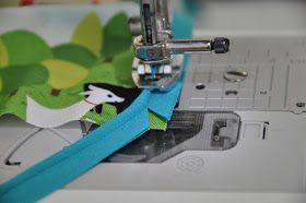 Goede tips voor paspel naaien