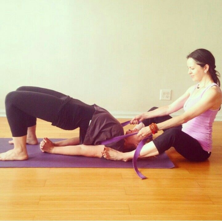 29 best yoga adjust images on pinterest hands on yoga teacher and yoga strap yoga teacher board workout fandeluxe Image collections