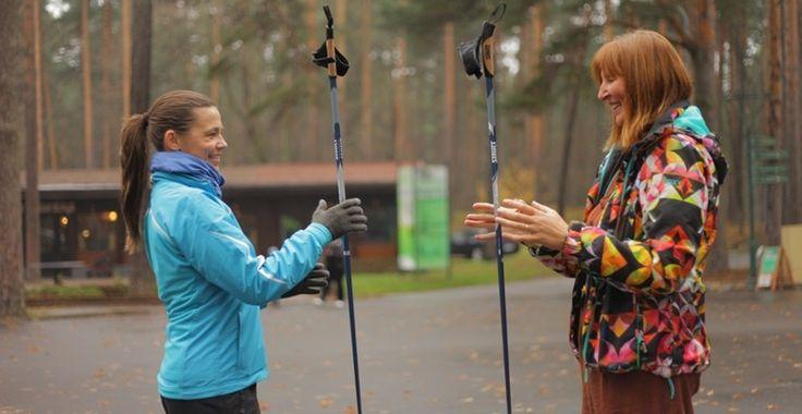 Перелом стереотипа поведения, поддержка группы и специалистов помогутсосредоточиться на цели и успешно достичь её с помощью «Путёвки красоты». Скандинавская ходьба в в ОЦ «Батэ».