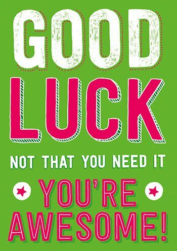 The 25+ best Good luck cards ideas on Pinterest Good luck, Good - Exam Best Wishes Cards