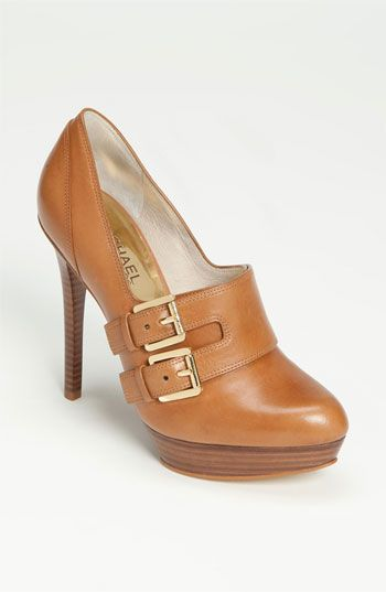 MICHAEL Michael Kors 'Becca' Pump available at #Nordstrom--LOVE and it's my name--lucky!