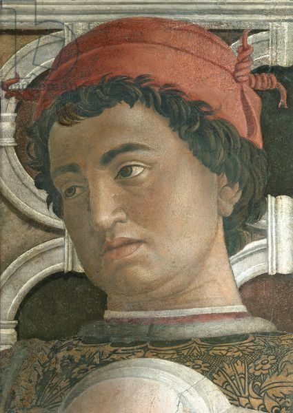 107 best images about andrea mantegna on pinterest for Andrea mantegna camera degli sposi