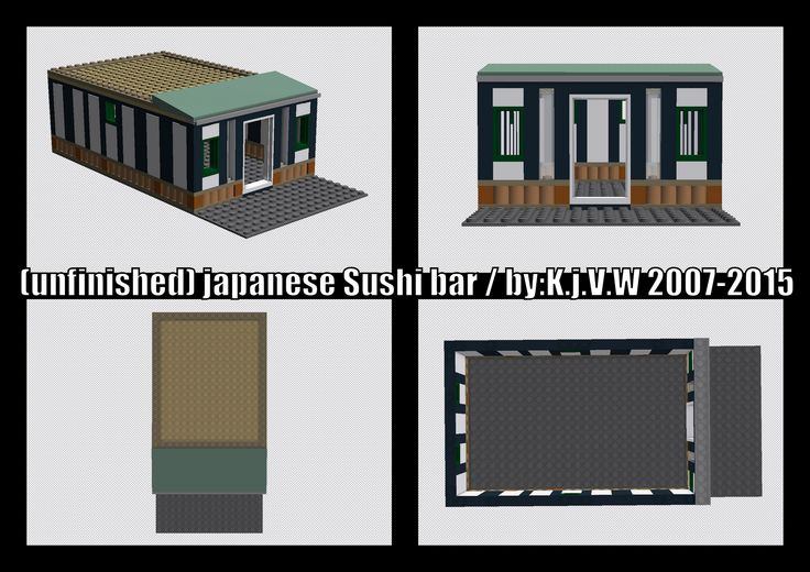 https://flic.kr/p/qWg1Lv | unfinished Sushi bar | another Personal Favourite
