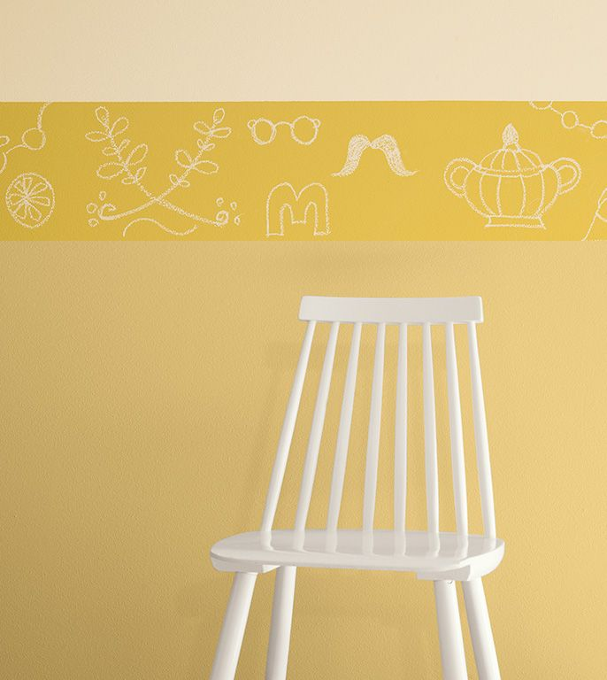 Tikkurila Color Now - paleta żółcieni FIZZ