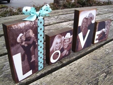 Instead of 'Love' do 'Family' with each of the kids... Mindy, Alexandra, Olivia, Keifer, Liz, Ben