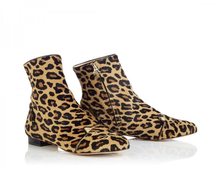 Charlotte Olympia - Puss in Boots - Fall 13