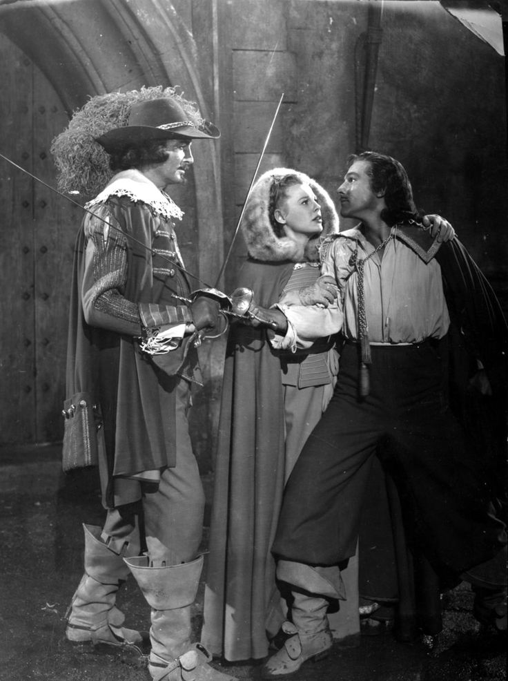 June Allyson & Gene Kelly - THE THREE MUSKETEERS