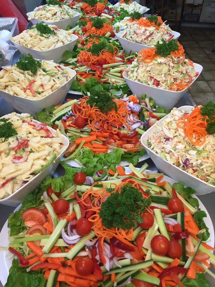 Catering for a large Function