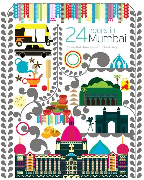 24 hours in Mumbai #india by Patrick Hruby