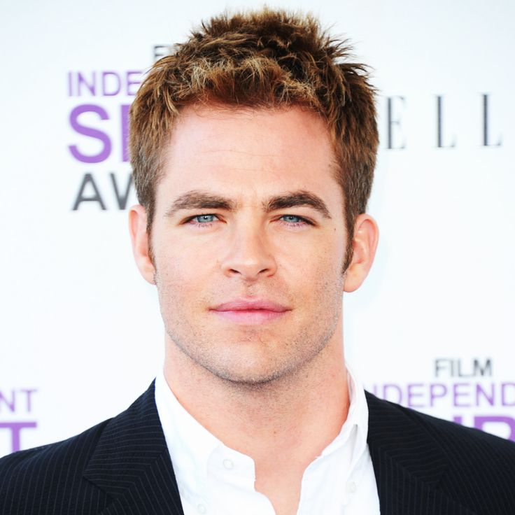 Chris Pine's Changing Looks - 2012 from InStyle.com