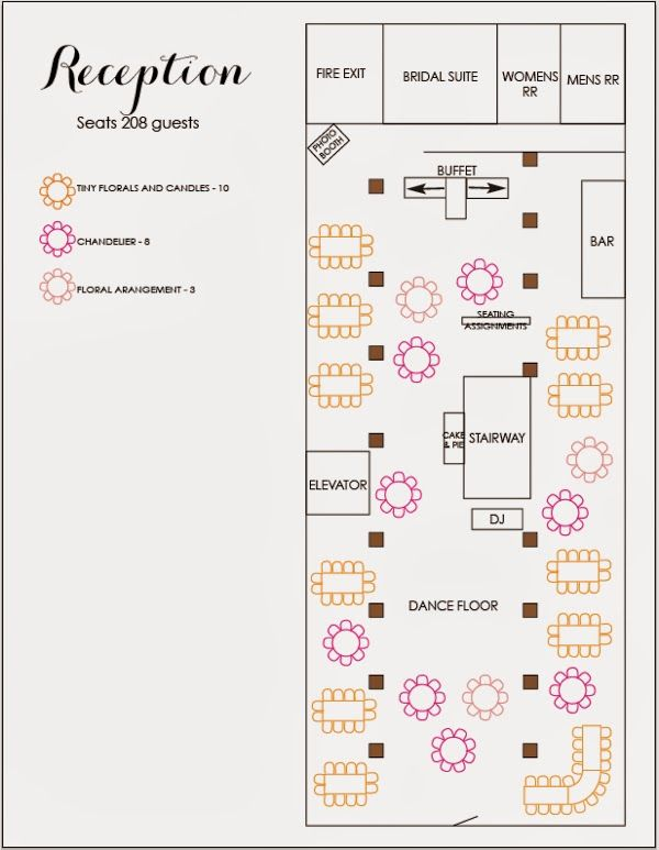 23 best images about wedding reception table layouts on for Wedding floor plan