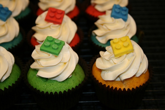 17 Best Ideas About Lego Cupcakes On Pinterest Lego