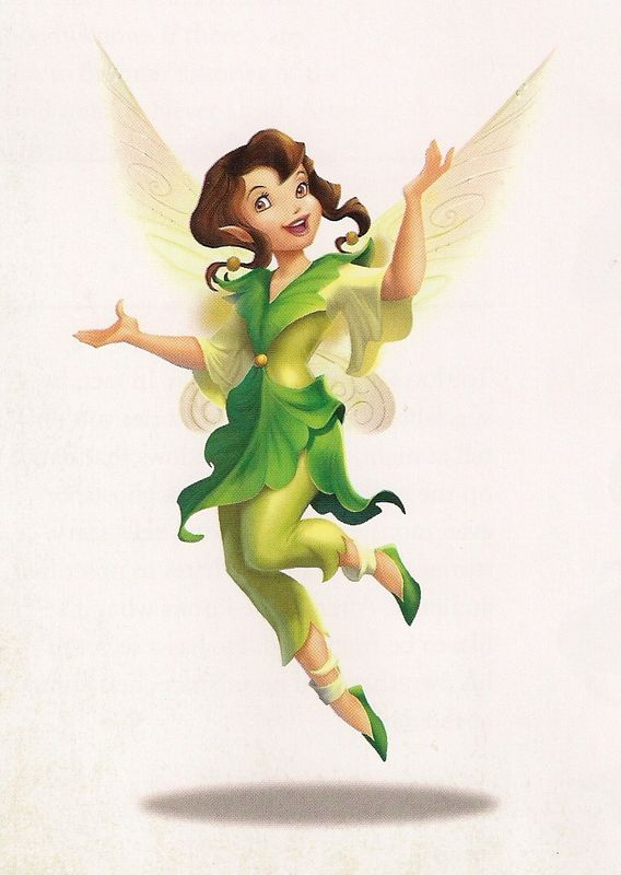 the disney fairies of pixie water talent | APPEARANCES: