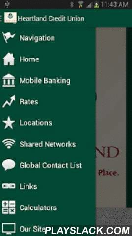 Heartland Credit Union  Android App - playslack.com ,  The Credit Union was founded in 1946 in Springfield, Illinois with 27 charter members. Today, Heartland Credit Union is a source for more than just credit. We are a home town institution offering complete member services for every financial need. Heartland Credit Union provides service to more than 25,000 members at four convenient locations in Springfield, as well as on-line and phone access.Our Mission:To Improve Members' LivesCore…