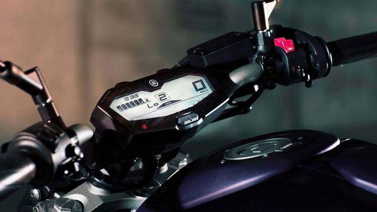speedometer Yamaha FZ 07 2014 2014 Yamaha FZ 07 Available in Canada