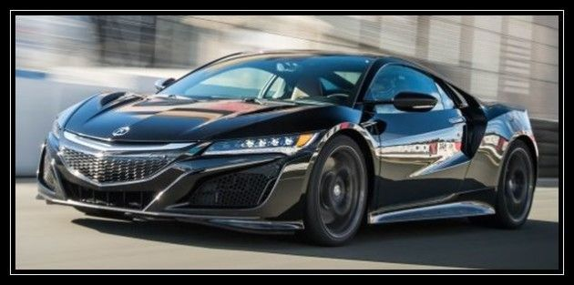 2017 Acura NSX Price And Specs