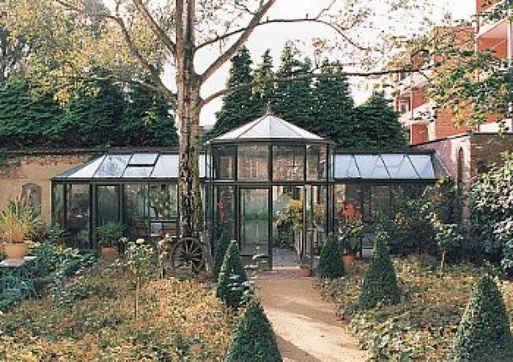 Orangerie professionnelle