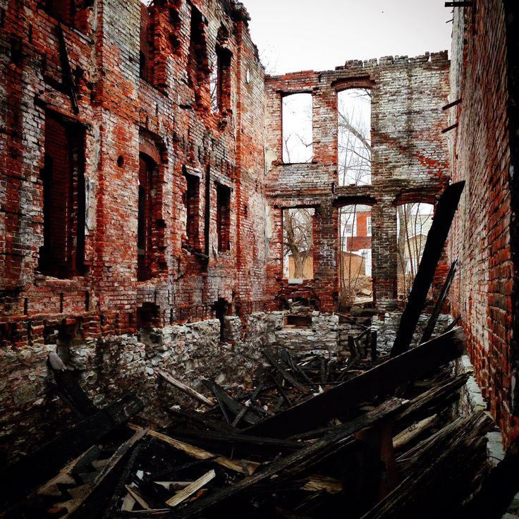 Haunted Abandoned Places In St Louis: 31 Best Images About Abandoned, Vacant, Ruined On