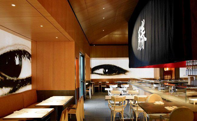 Katsuya Hollywood by Starck