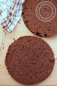 BaBy w kuchni: Biszkopt kakaowy - idealny
