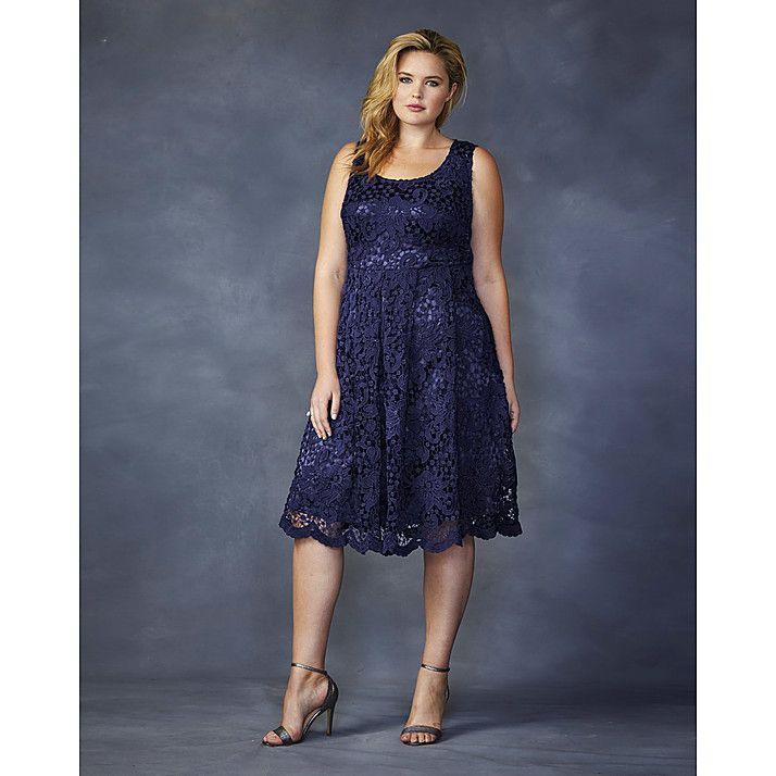 Lovedrobe Crochet Lace Dress | SimplyBe EU Site