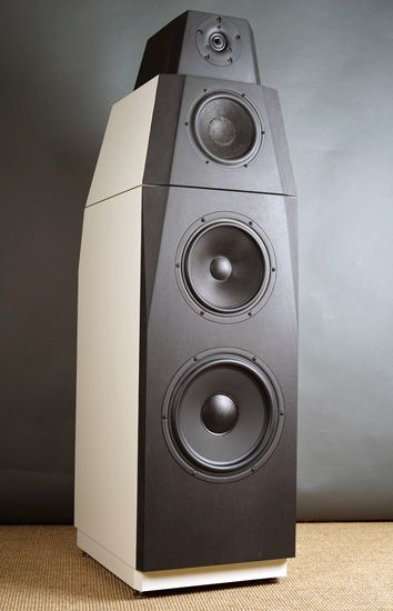 Troels Gravesen Discovery Four DIY loudspeaker