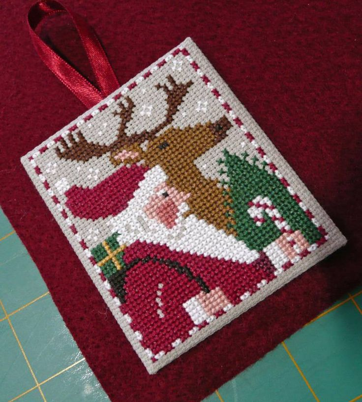 Christmas Ornament tutorial  