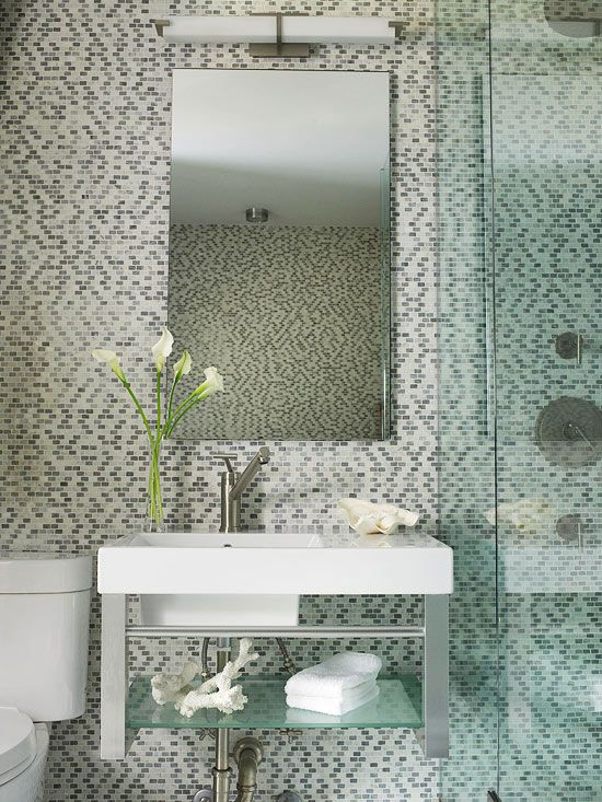 undermount bathroom sink design