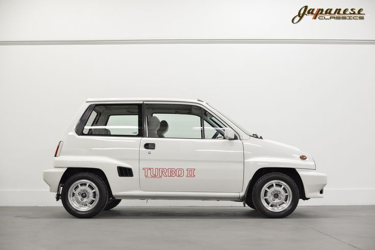 Japanese Classics | 1984 Honda City Turbo II