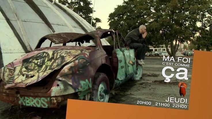 """Image pour l'émission """"Ma foi c'est comme ça"""" de Canal Alpha TV - 2012    https://www.facebook.com/yannlem2a @yannlem2a #yannlem2a -  #prendsposition - #rapchretien - #m2a - #BNC - #BNCity - #Bienne - #BielBienne - #hiphop - #holyhiphop - #rap - #rapconscient - #underground - #gospelrap - #urbangospel - #canalalpha - #mafoicestcommeca - #canalalphatv - #media"""