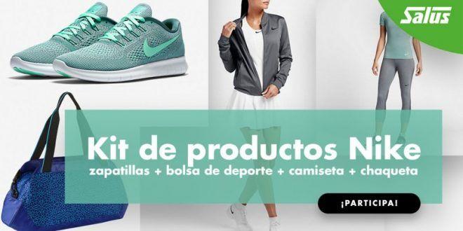 Sorteo de un kit de productos Nike de Salus España #sorteo #concurso http://sorteosconcursos.es/2016/11/sorteo-kit-productos-nike/