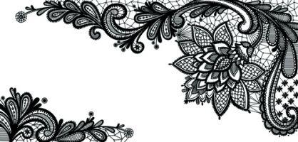 free lace vector - Pesquisa Google