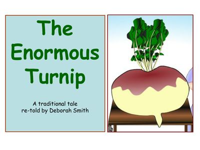The enormous turnip.ppt
