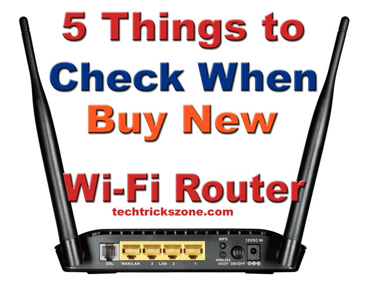 if you are Planning to buy a new Wi-Fi router for your home and office then this post show you How to select best wifi router for home and office.