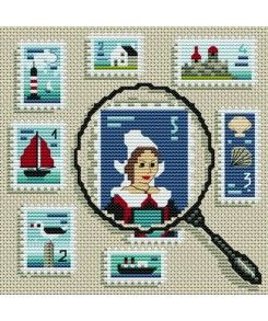 stamps! cross stitch: Cross Stich, Diy Cross, Crosses, Cross Stitches, Embroidery, Stitch Patterns