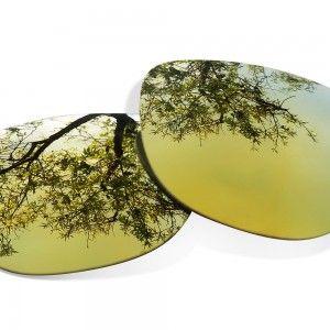 #Oakley #ReplacementLenses #Frogskins #Gold24K